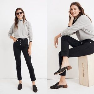 Madewell Petite Slim Straight Jeans 31P